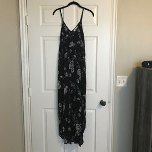 """Ashton"" Maxi Dress, Black"